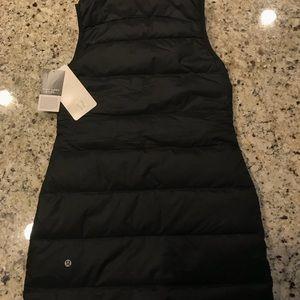 Sold NWT rare Lululemon All Days Vest black size 2